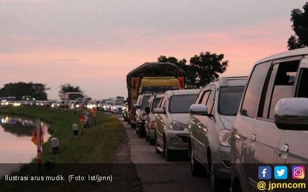 Jelang Mudik Lebaran, Dishub Riau Petakan Daerah Rawan Bencana - JPNN.com