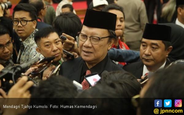 Pernyataan Terbaru Tjahjo soal Iriawan Pj Gubernur Jabar - JPNN.com