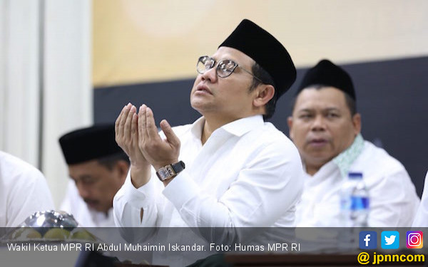 PKB tetap Setia jika Jokowi tak Pilih Cak Imin - JPNN.COM