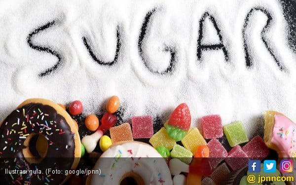 5 Tanda Anda Kelebihan Gula