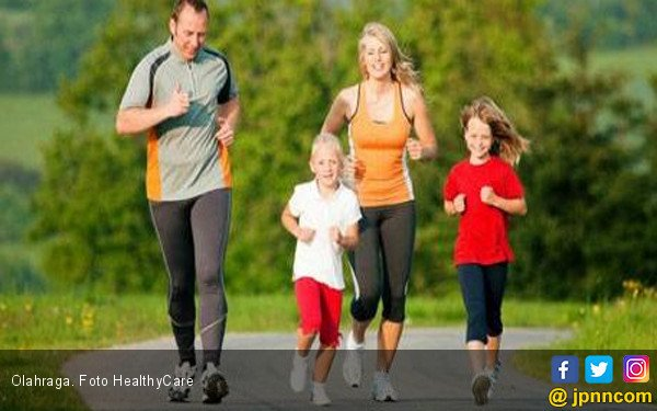 4 Aktivitas Sehat ini Bisa Anda Lakukan Bareng Keluarga - JPNN.COM