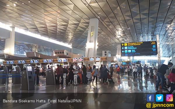 Penumpang di Bandara Soetta Diprediksi Tembus 67 Juta - JPNN.COM