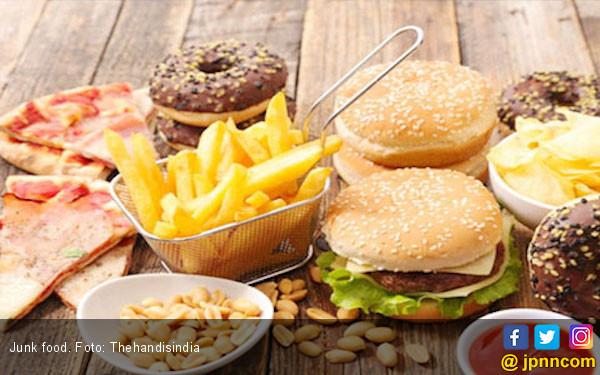 4 Kiat untuk Menghindari Makan Junk Food - JPNN.com