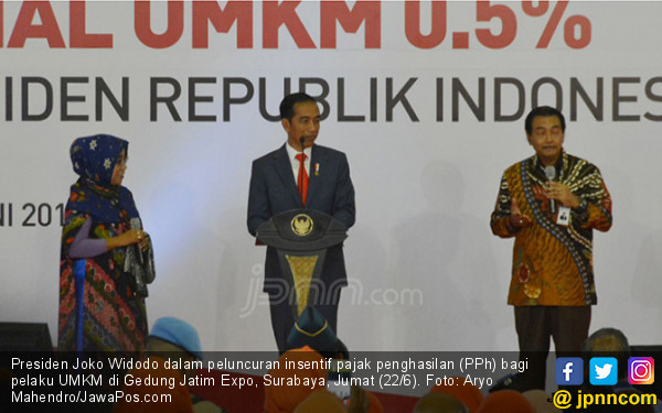UMKM Menjamur dan Sukses Ekspor di Era Jokowi - JPNN.COM