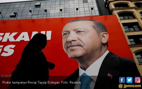 Erdogan Tunjuk Menantunya Jadi Menteri Keuangan - JPNN.COM