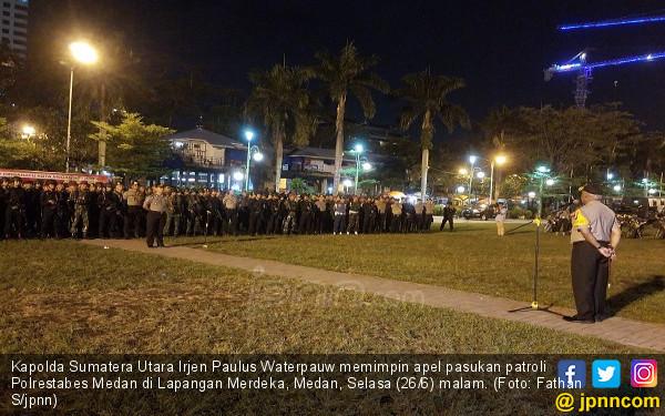 Kapolda Sumut Ingatkan Personelnya Soal Aksi Teror Pilkada - JPNN.com