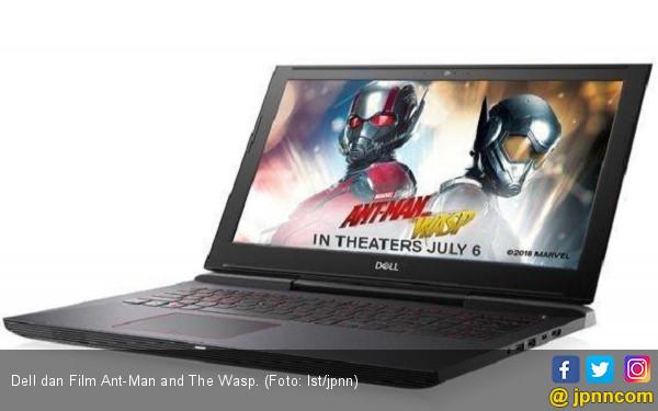 Teknologi Mutakhir Dell di Balik Film Ant-Man and the Wasp - JPNN.COM