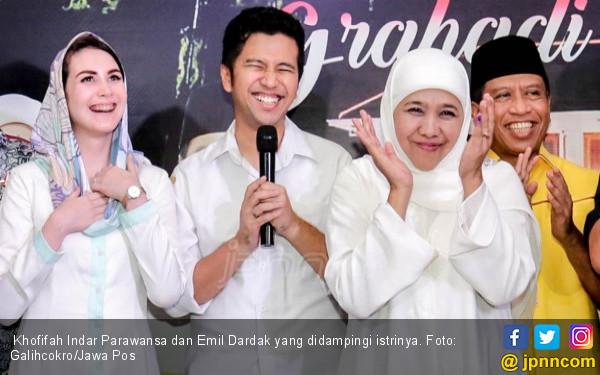 Usaha Sudah Maksimal, PDIP Akui Khofifah Lebih Unggul - JPNN.com