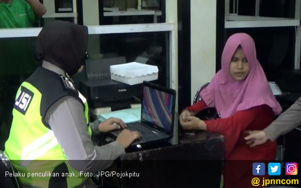Pelaku Penculikan Bayi 9 Bulan Akhir Tertangkap - JPNN.com