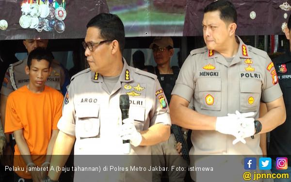 Satu Penjambret Pejabat KemenPUPR di Kota Tua Ditangkap - JPNN.com