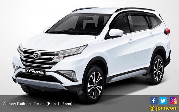 Mobil Bekas Daihatsu Tetap jadi Incaran Konsumen saat Pandemi - JPNN.com