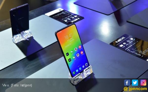 Ponsel Vivo akan Dibekali TOF 3D Sensing Resolusi Tertinggi - JPNN.COM