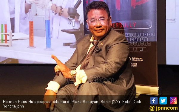 Halo Bapak SBY, Ini Ada Sindiran Bang Hotman soal Roy Suryo - JPNN.COM