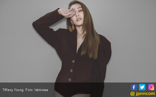 Tiffany Eks Girls Generation Akhirnya Rilis Single Solo - JPNN.com
