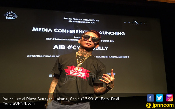 Young Lex: Bullying Jangan Dianggap Remeh - JPNN.com