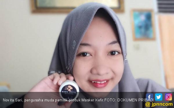 Mahasiswi Cantik Ini Kantongi Omzet Rp 15 Juta per Bulan - JPNN.COM