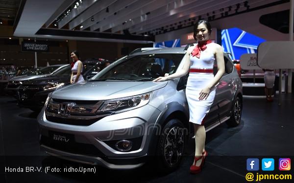 Resmi Diluncurkan, Honda BR-V 2021 Dilengkapi Fitur Canggih - JPNN.com
