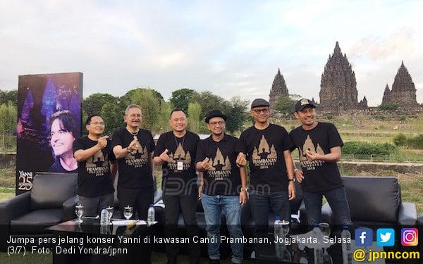 Konser Yanni di Indonesia Batal, Begini Penjelasan Promotor - JPNN.COM