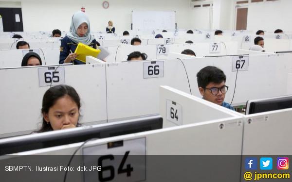 Jadwal SNMPTN, UTBK, SBMPTN 2019, Masih Tentatif