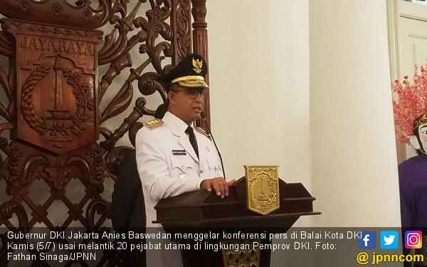 Ini Alasan Anies Rekrut Mantan Pejabat Pertamina ke BUMD DKI - JPNN.COM