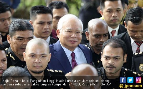Mengaku Bangkrut, Najib Cuma Mampu Bayar Rp 3,5 Miliar - JPNN.COM
