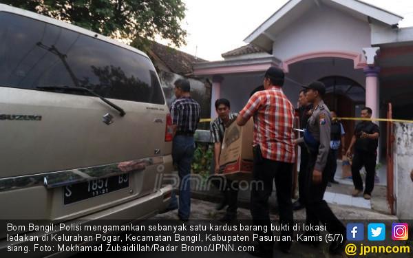 Fakta Penting Bom Bangil: Piring pun tak Pecah - JPNN.com