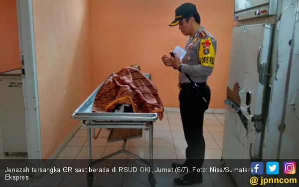 Polisi Tembak Mati Pelaku Begal di Kayuagung - JPNN.COM