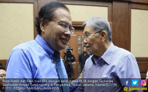 Sidang Skandal BLBI: Kwik Kian Gie Ungkap Peran Megawati - JPNN.com