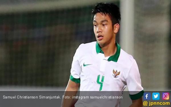 Samuel Christianson Terancam Dicoret dari Skuat Piala Asia - JPNN.COM
