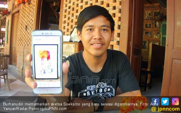 Desain Grafis Karya Mahasiswa Ini Sudah Bertarif Jutaan - JPNN.COM