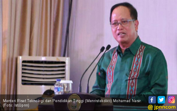 Menteri Nasir Dorong Riset di Bidang Kesehatan Hewan - JPNN.COM