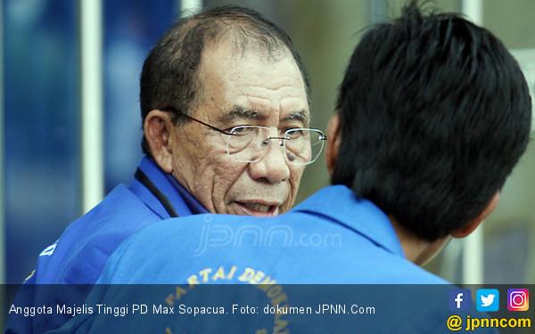 Prestasi Demokrat Merosot, Max Sopacua Dorong Perombakan Internal Partai - JPNN.com