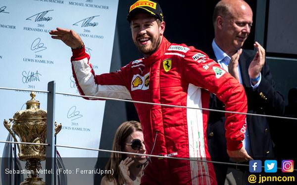Vettel Yakin F1 2019 Jadi Momentumnya dengan Ferrari - JPNN.com