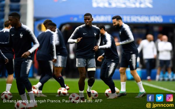 Menengok Sepak Terjang Prancis ke Semifinal Piala Dunia 2018 - JPNN.COM
