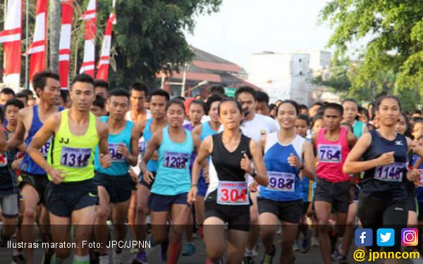 Berlari Sembari Berwisata di Mekaki Marathon 2018 - JPNN.COM