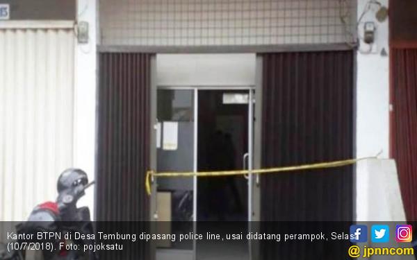 Polisi Berhasil Identifikasi Mobil Perampok BTPN Tembung - JPNN.COM