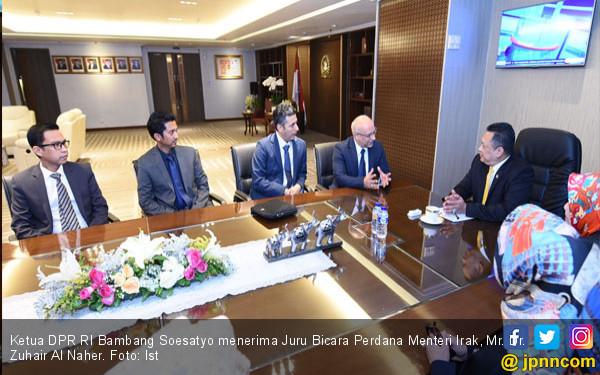 Indonesia dan Irak Saling Membutuhkan - JPNN.COM