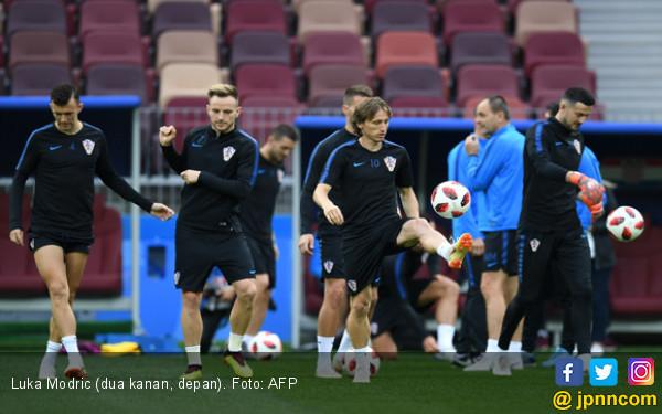 Ternyata, Luka Modric Dibenci di Kroasia - JPNN.COM