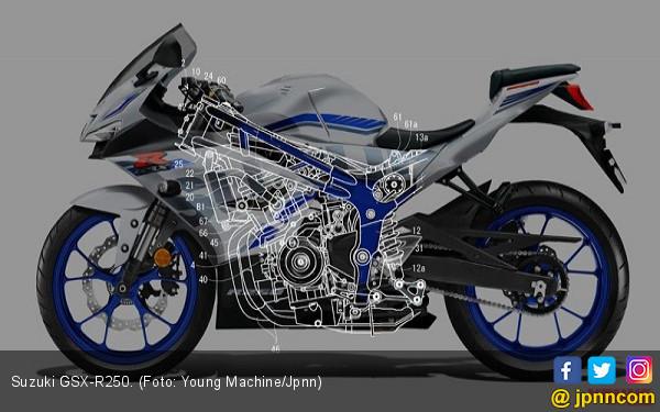 Alasan Suzuki Enggan Buru-buru Luncurkan GSX-R250 - JPNN.COM