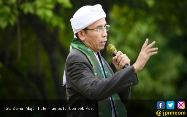 Wajar Dulu TGB Zainul Majdi jadi Idola Aktivis PA 212 - JPNN.COM