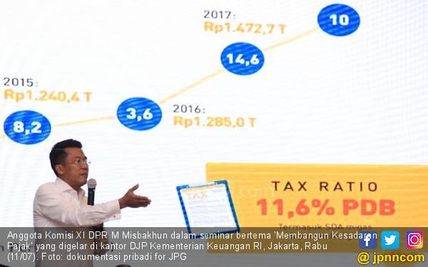 Jurus Misbakhun Gugah Masyarakat agar Makin Sadar Pajak - JPNN.COM