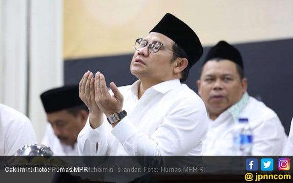 Ngotot Jadi Ketua MPR, Cak Imin Bakal Lobi ke Jokowi - JPNN.com