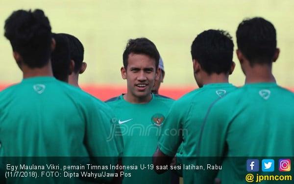 Semifinal Piala AFF U-19 Indonesia vs Malaysia, Ini Kata Egy - JPNN.COM