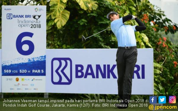 Veerman - Millar Pimpin Hari Pertama BRI Indonesia Open 2018 - JPNN.COM