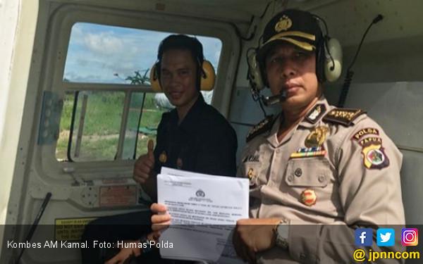 KKB di Papua Tembak Helikopter Logistik Polri - JPNN.COM