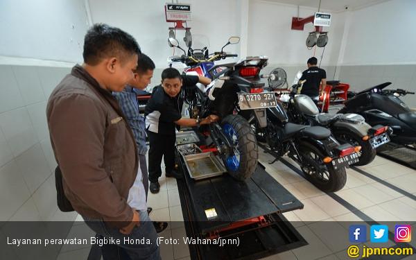 Wahana Honda Bangun Kepercayaan Konsumen Bigbike - JPNN.COM