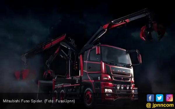 Mitsubishi Fuso Indonesia Kampanyekan Layanan Baru di GIIAS - JPNN.COM