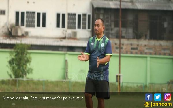 Nimrot Manalu Resmi Ditunjuk Jadi Pelatih Fisik PSMS Medan - JPNN.COM