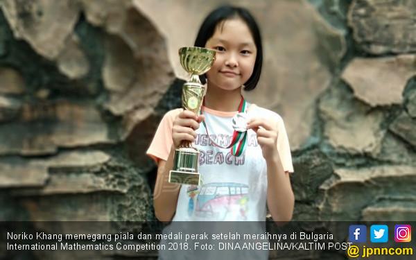 Si Mungil Cantik Ini Wakil Indonesia di Level Internasional - JPNN.COM
