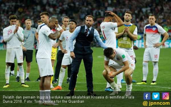 Kroasia Bikin Sepak Bola Tidak Pulang ke Rumah - JPNN.COM